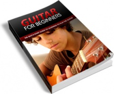 Ebook cover: Guitar For Beginners