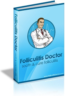 Ebook cover: Folliculitis Doctor