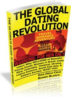 Ebook cover: The Global Dating Revolution
