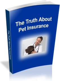 Ebook cover: The Truth About Pet Insurance