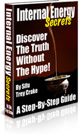 Ebook cover: Internal Energy Secrets