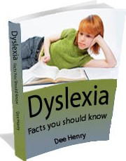Ebook cover: Dylexia Facts You Should Know