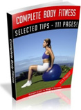 Ebook cover: Complete Body Fitness