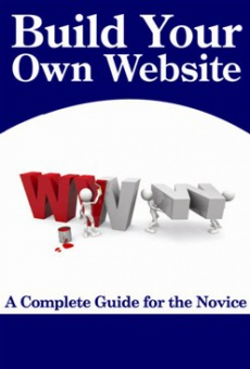 Ebook cover: Build Your Own Website