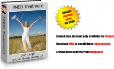 Ebook cover: PMDD Treatment