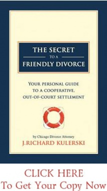Ebook cover: Friendly Divorce Guidebook