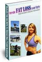 Ebook cover: Female Fat Loss Over Forty