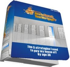 Ebook cover: How To Smash Your Mortgage