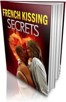 Ebook cover: French Kissing Secrets