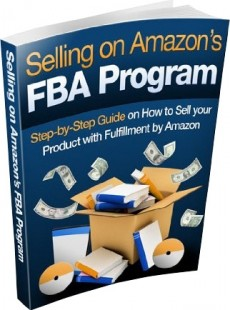 Ebook cover: Selling on Amazons FBA Program