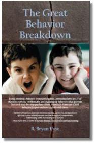 Ebook cover: Great Behavior Breakdown