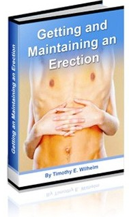 Ebook cover: Solutions on How to Get and Maintain an Erection