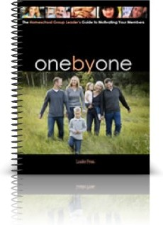 Ebook cover: One By One