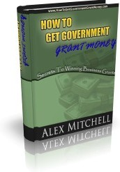 Ebook cover: How To Get Government Grant Money