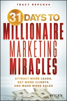 Ebook cover: 31 Days to Millionaire Marketing