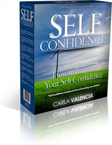 Ebook cover: Self Confidence
