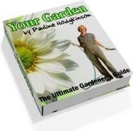 Ebook cover: Your Garden