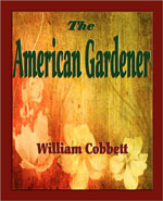 Ebook cover: The American Gardener