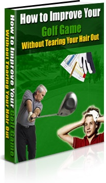 Ebook cover: Golden Club - Strategies for Lowering Your Golf Score!