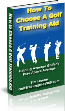 Ebook cover: How to Choose a Golf Training Aid