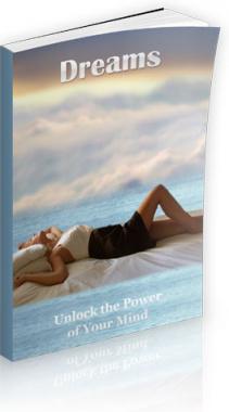 Ebook cover: Dreams