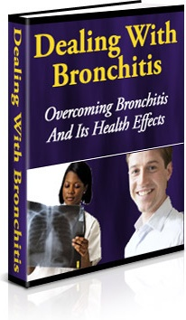 Ebook cover: Dealing With Bronchitis