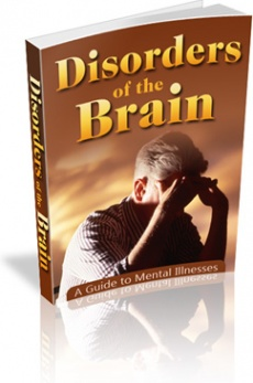 Ebook cover: Disorders of the Brain: A Guide to Mental Illness