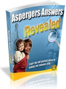 Ebook cover: Aspergers Answers Revealed