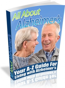 Ebook cover: All About Alzheimers
