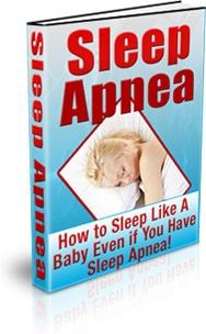 Ebook cover: Sleep Apnea