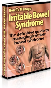 Ebook cover: How To Manage Irritable Bowel Syndrome