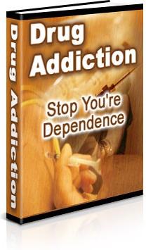 Ebook cover: Drug Addiction Manual
