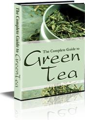 Ebook cover: GREEN TEA