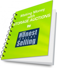Ebook cover: Making Money with Storage Auctions