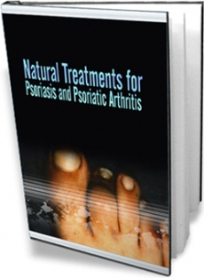 Ebook cover: Natural Treatments for Psoriasis and Psoriatic Arthritis