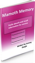 Ebook cover: Mammoth Memory
