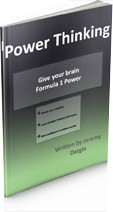 Ebook cover: Power Thinking