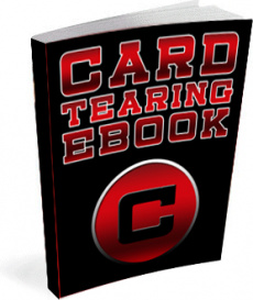 Ebook cover: CARD TEARING EBOOK