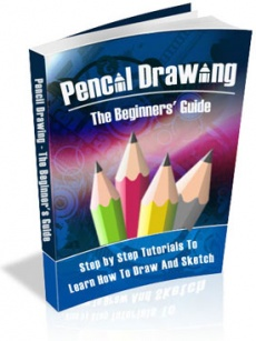 Ebook cover: Pencil Drawing