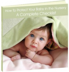 Ebook cover: How To Protect Your Baby in the Nursery