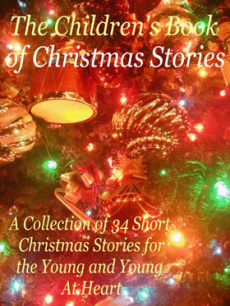 Ebook cover: The Childrens Book of Christmas Stories
