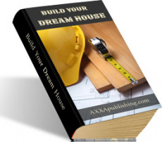 Ebook cover: Build Your Dream House