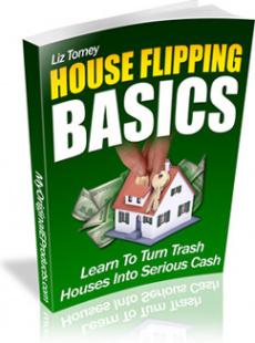 Ebook cover: House Flipping Basics