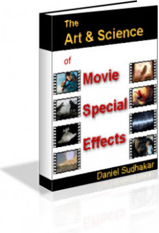 Ebook cover: Movie Special Effects