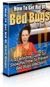 Ebook cover: How To Get Rid Of Bed Bugs