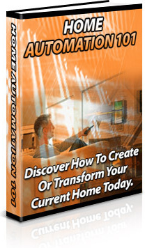 Ebook cover: Home Automation 101