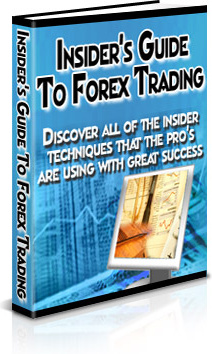 Ebook cover: Insider's Guide To Forex Trading