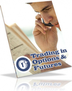 Ebook cover: Trading in Options & Futures