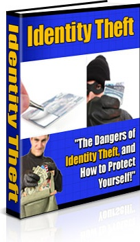 Ebook cover: The Dangers of Identity Theft and How to Protect Yourself