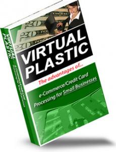 Ebook cover: Virtual Plastic